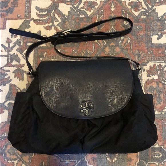 Tory Burch Handbags - Tory Burch diaper bag (NOT from outlet)